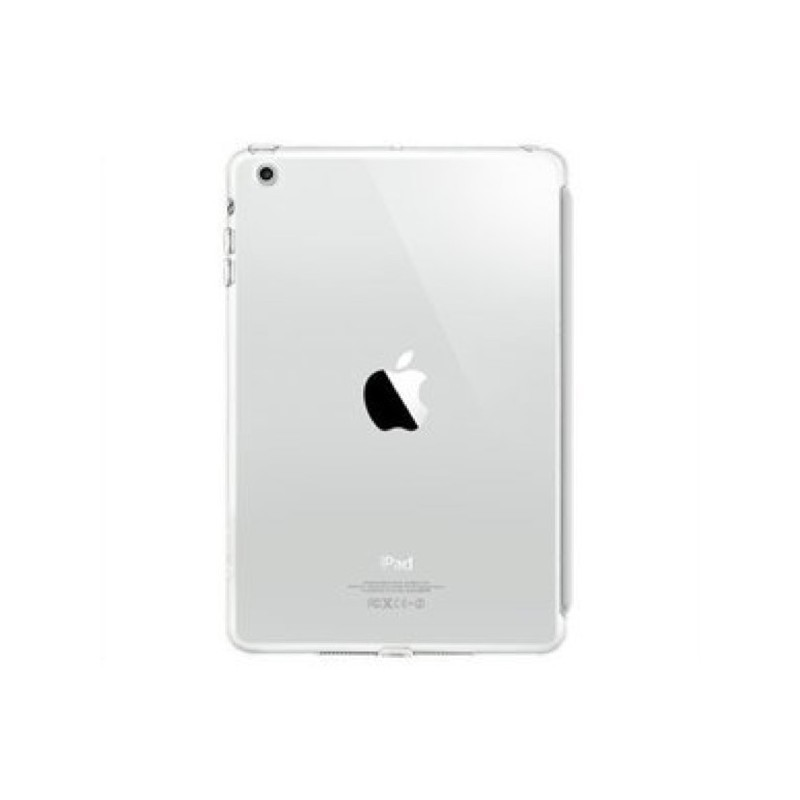 Mobiparts Backcover iPad Mini 1/2/3 Transparant