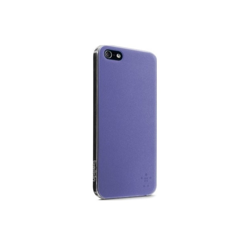 Belkin View case iPhone 5(S)/SE paars