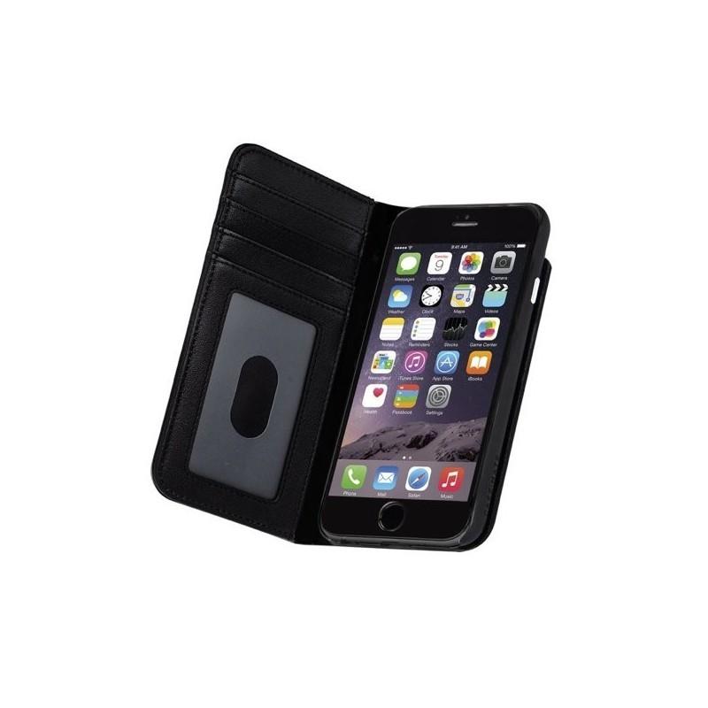 Case-Mate Wallet Folio case iPhone 6(S)/7/8 Plus leer