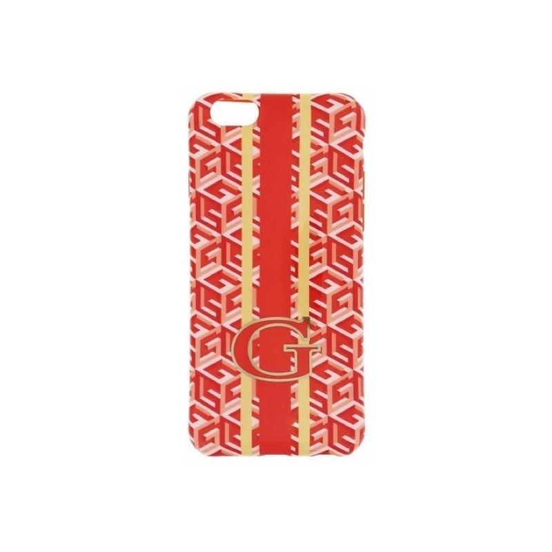 Guess G-Cube TPU Case iPhone 6(S) Orange
