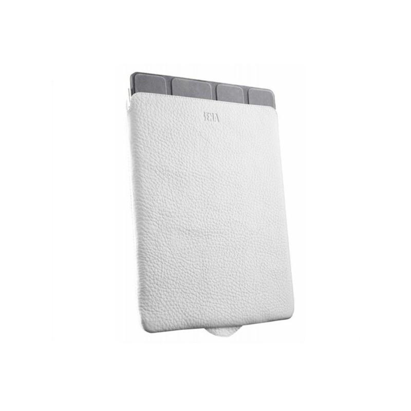 Sena UltraSlim Pouch leer iPad wit