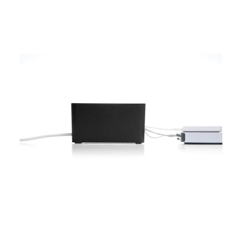 Bluelounge CableBox Mini zwart (CBM-BL)