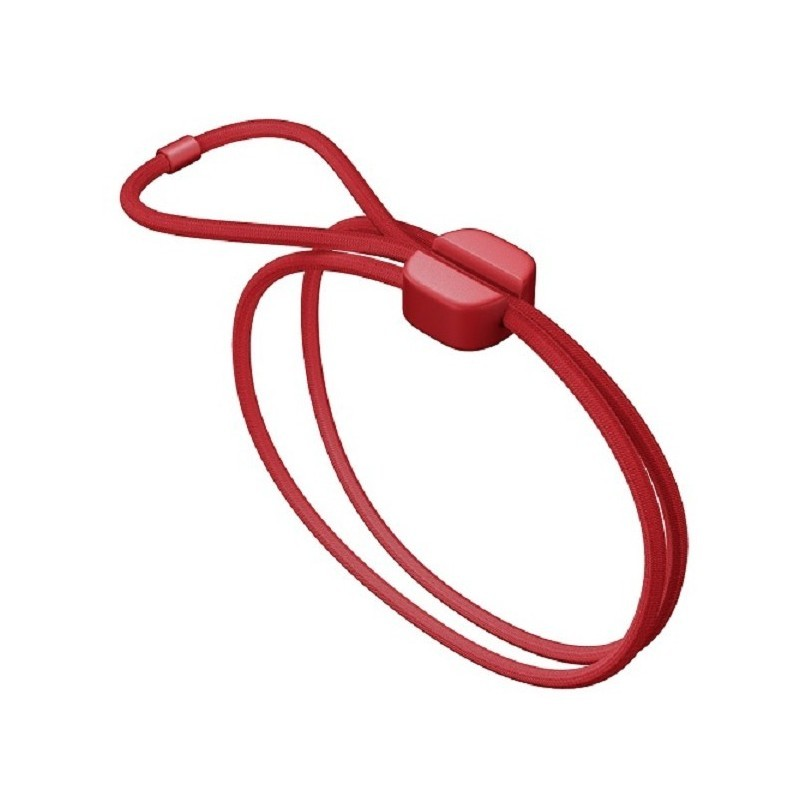 Bluelounge Pixi elastiek large 4-pack rood en zwart