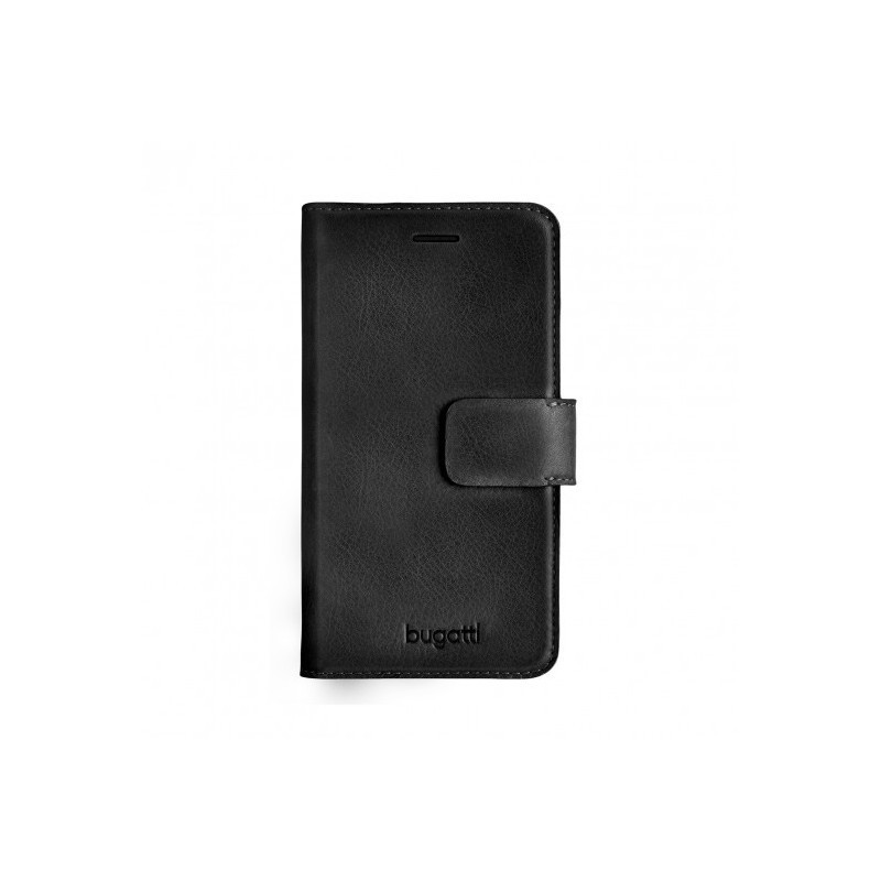Bugatti Berlino Booklet case 2 in 1 iPhone 7 zwart