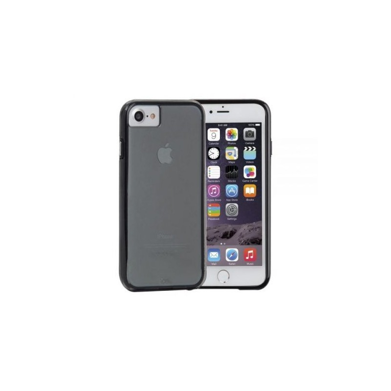 Case-Mate Naked Tough Case iPhone 6(S)/7 zwart