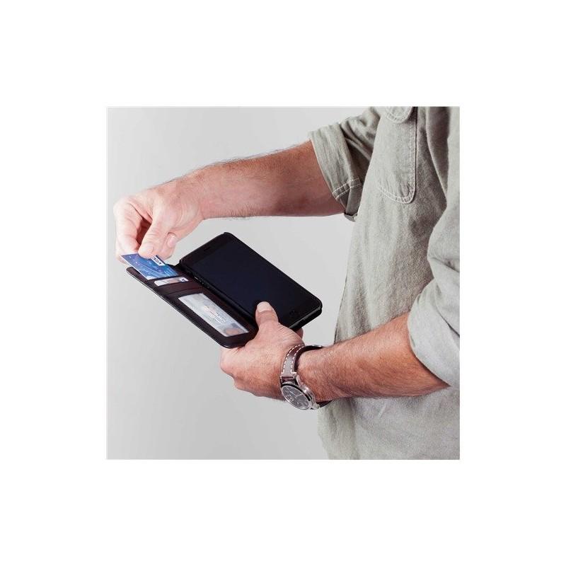 Case-Mate Wallet Folio case iPhone 6 leer