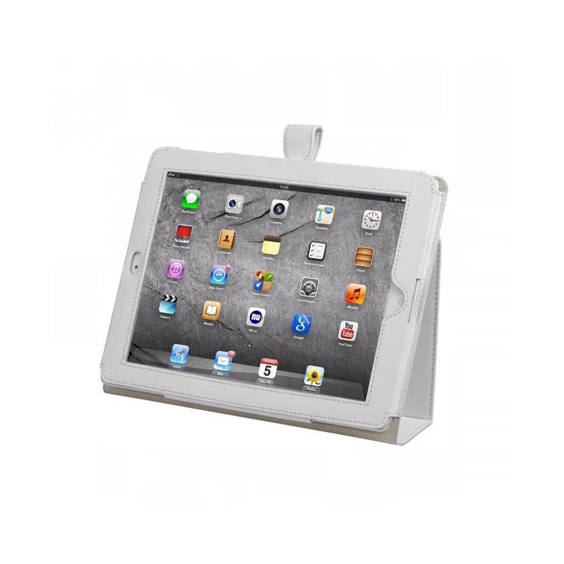 DBramante1928 Folio Case Smooth iPad 2/3/4 wit