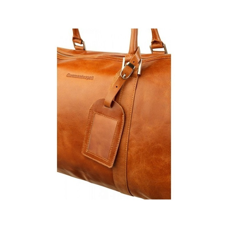 DBramante1928 Kastrup (Weekender Bag) Weekendtas goud/bruin