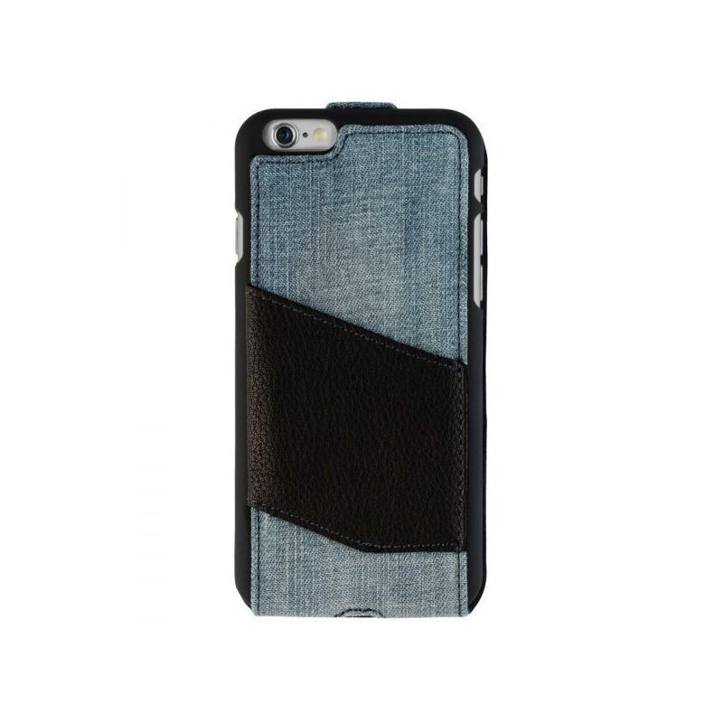 Diesel Flip Case denim (spijkerstof) iPhone 6 (spijkerbroek case iPhone 6)