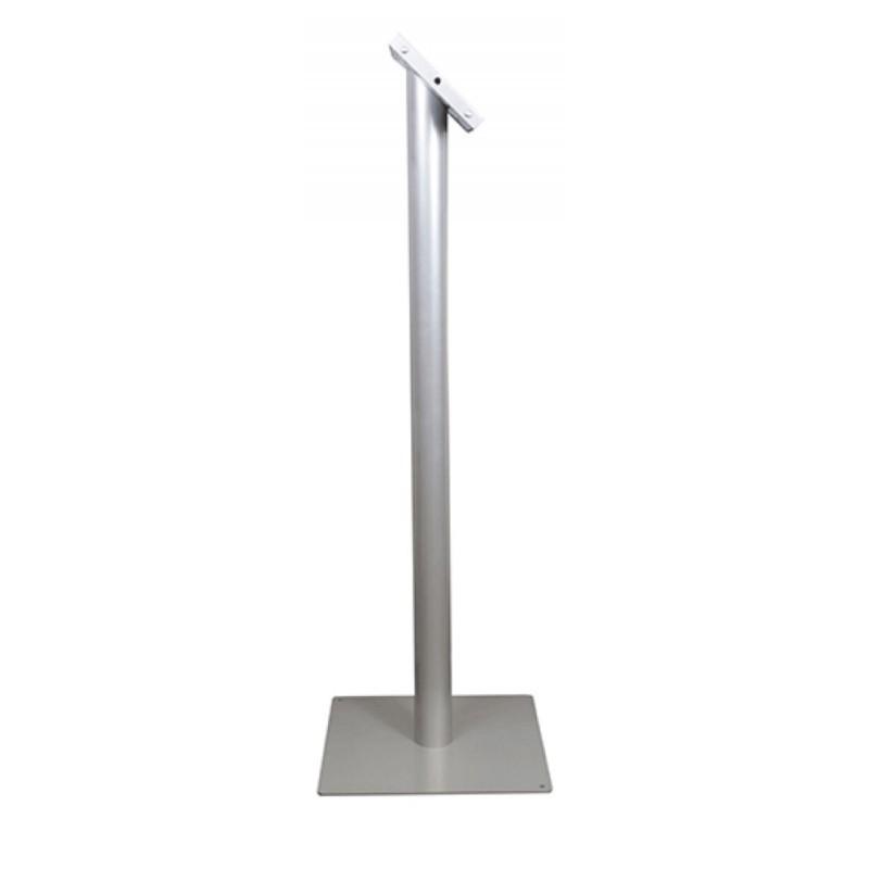 Ergo Tablet vloerstandaard Securo iPad Mini en Galaxy Tab 3 zilver/grijs