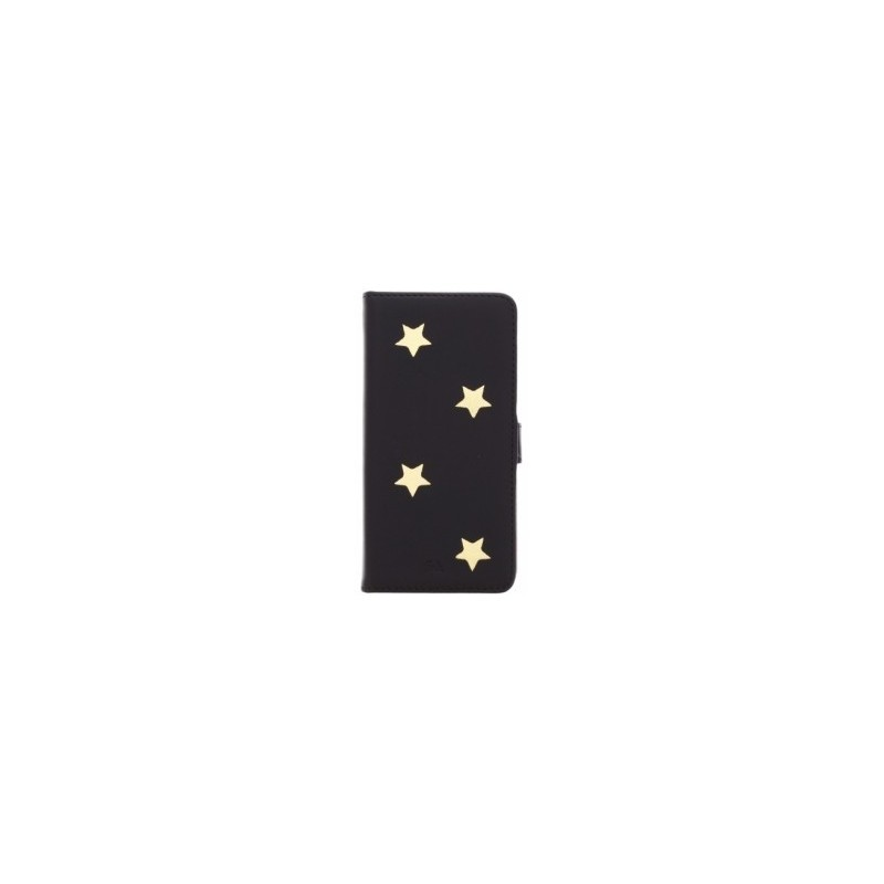 Fab. Star Book Case iPhone 6(S) Plus zwart