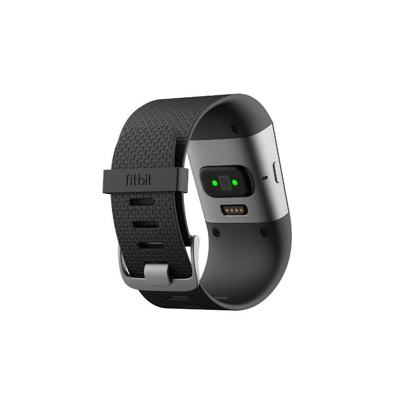 Fitbit Surge small zwart