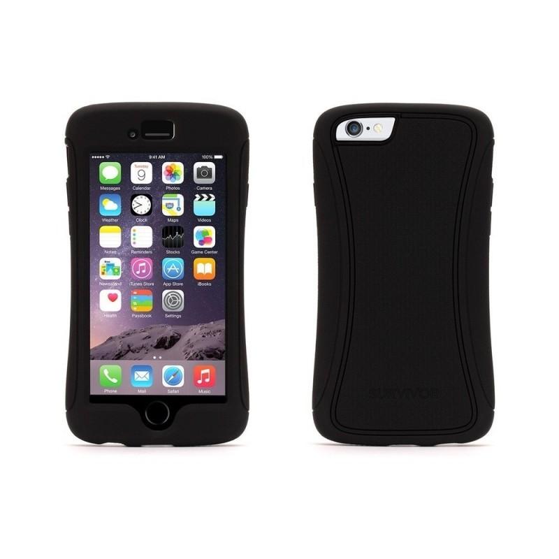 Griffin Survivor Slim hardcase iPhone 6 zwart