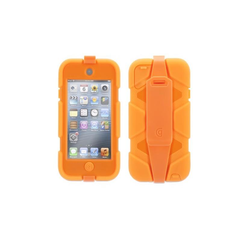 Griffin Survivor Hardcase iPod Touch 5G oranje