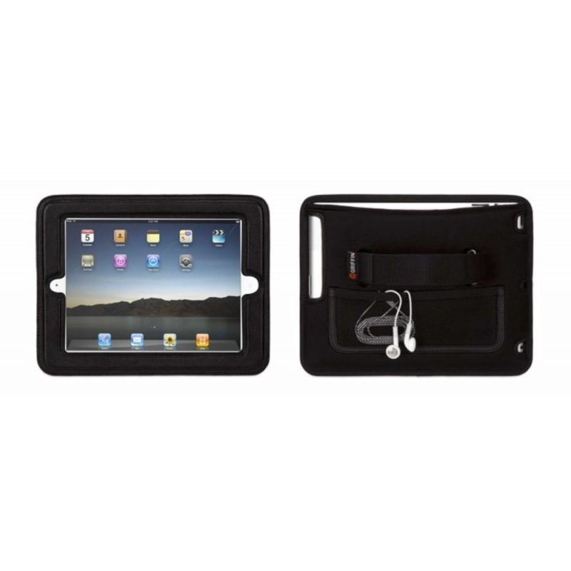 Griffin CinemaSeat iPad autohouder hoofdsteun / iPad hoofdsteunhouder