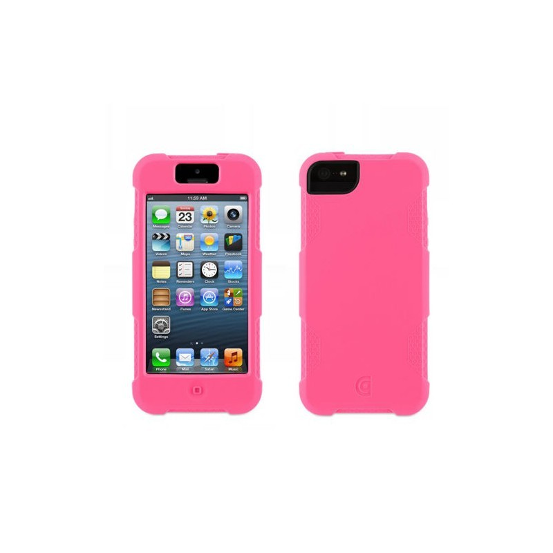 Griffin Protector iPhone 5(S)/SE roze