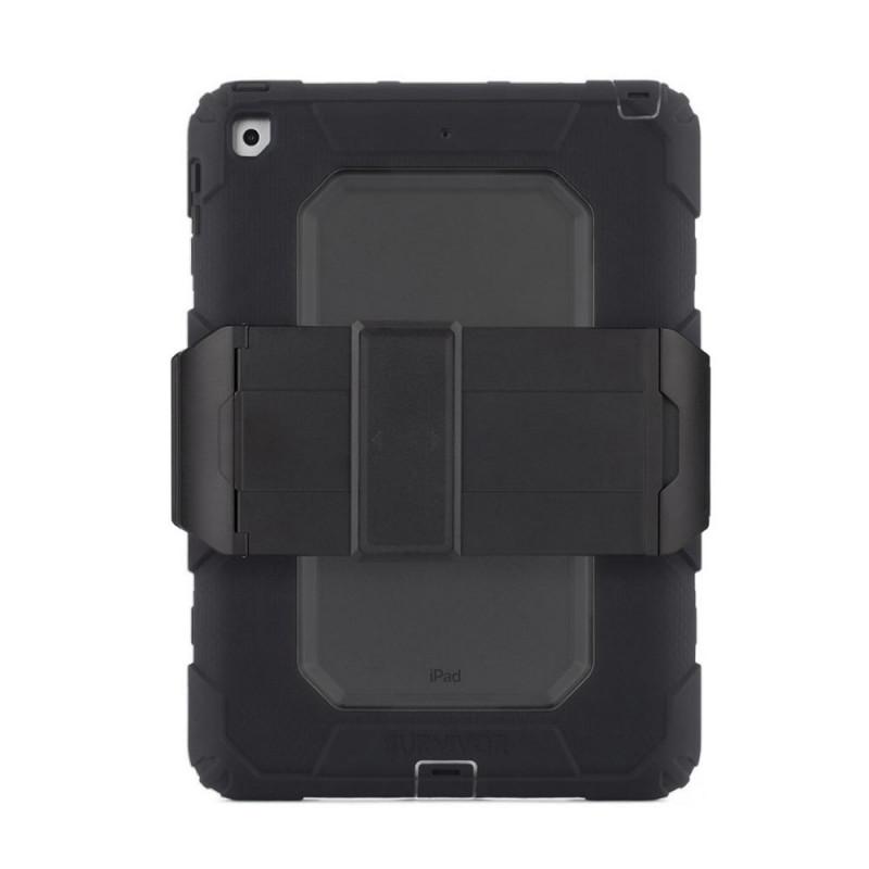 Griffin Survivor All-Terrain Case iPad 2017 / 2018 zwart