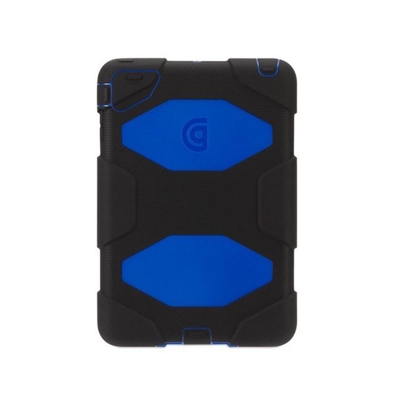 Griffin Survivor All-Terrain hardcase iPad Mini 1/2/3 blauw/zwart