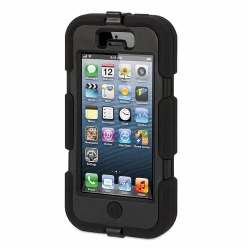 Griffin Survivor Extreme Duty hardcase iPhone 6 zwart