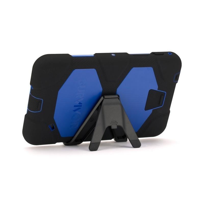 Griffin Survivor hardcase Galaxy Tab 4 7.0 blauw-zwart
