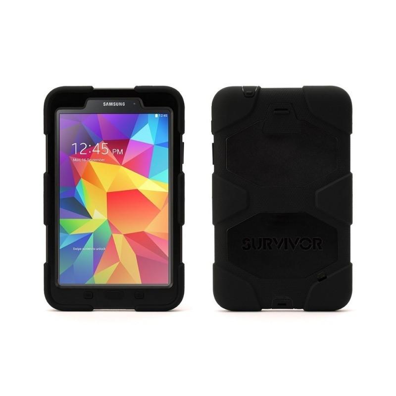 Griffin Survivor hardcase Galaxy Tab 4 8.0 zwart