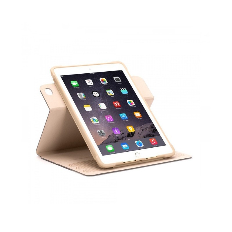 Griffin Turnfolio iPad Air 2 zilver/grijs