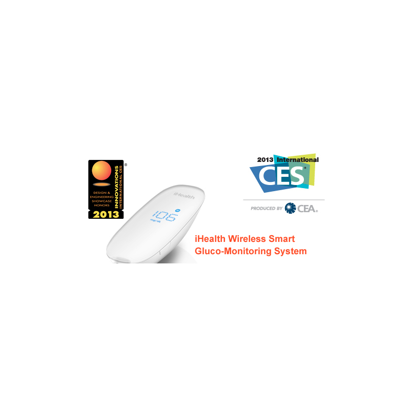 iHealth draadloze glucose meter BG5