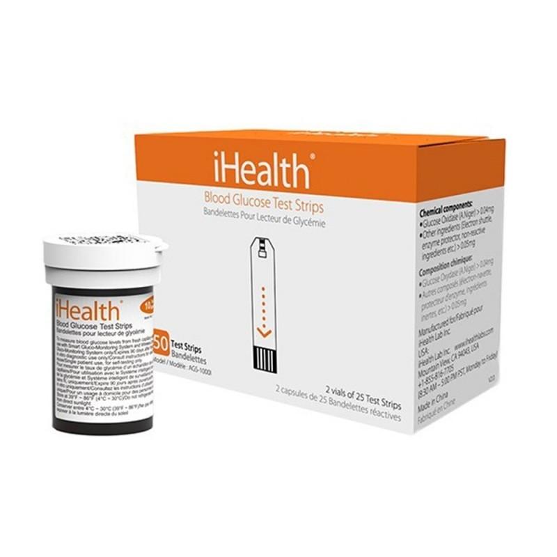 iHealth teststrips voor bloed draadloze glucosemeter BG5