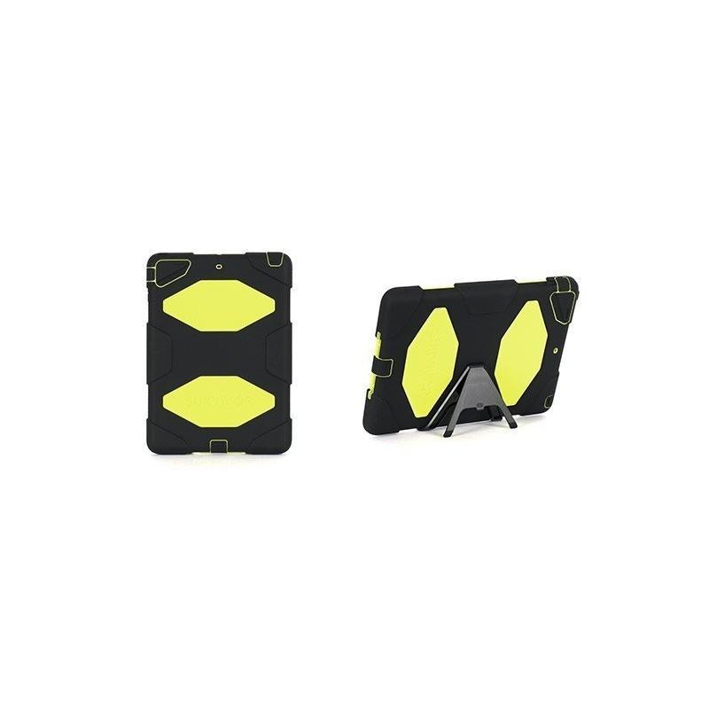 Griffin Survivor iPad Air Extreme Duty hardcase geel-zwart