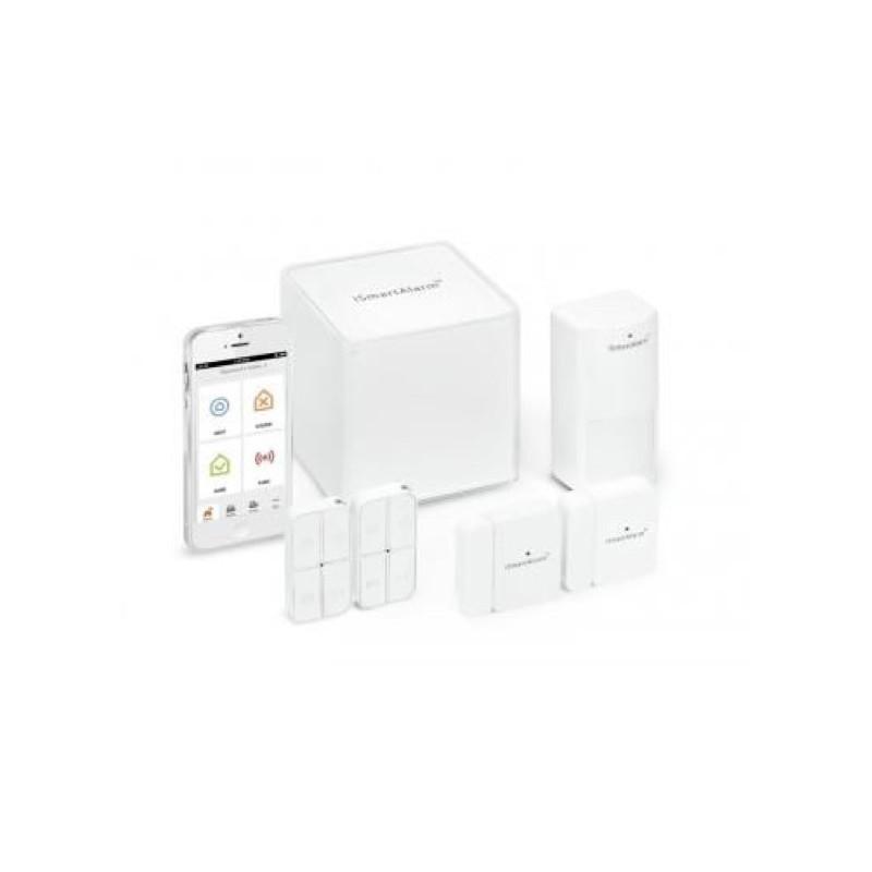 SmartAlarm Smartphone Home Security System