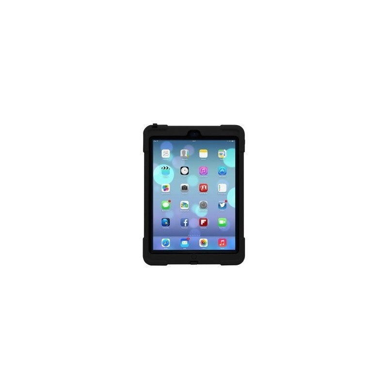 Joy Factory aXtion bold rugged waterproof case iPad Mini zwart