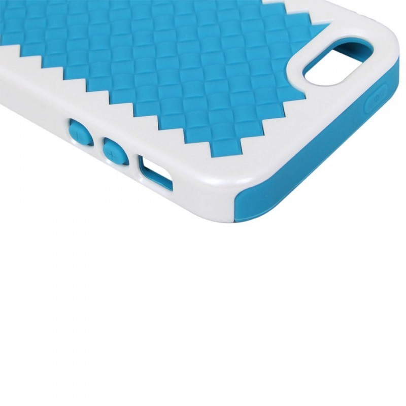 Joy Factory New York iPhone Handbag Case 5(S)/SE Turquoise