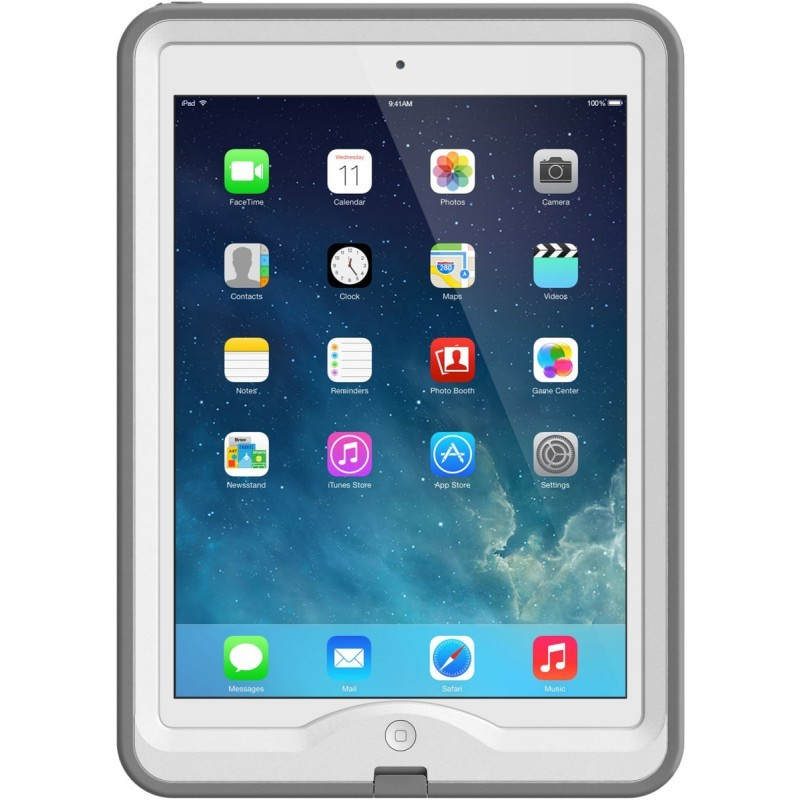 Lifeproof Nüüd iPad Air 1 wit