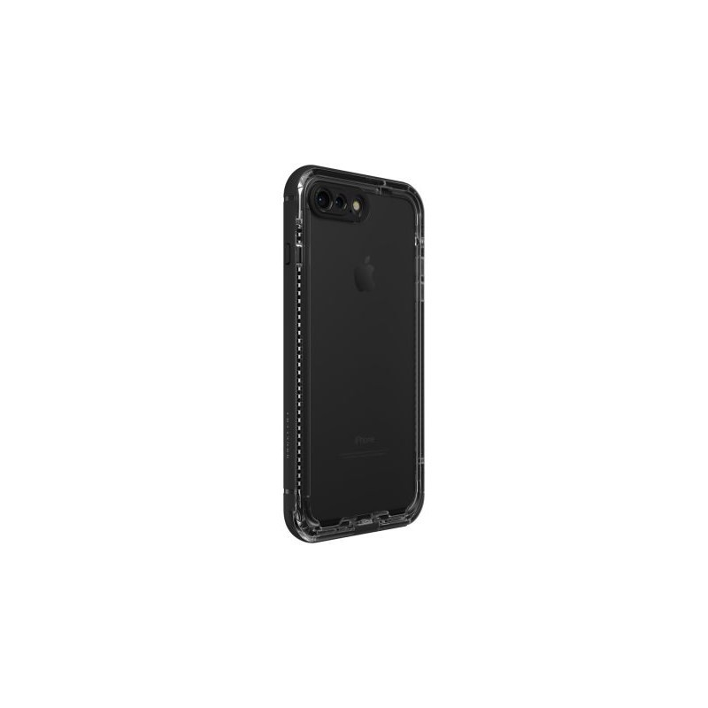Lifeproof Nüüd iPhone 7 Plus zwart