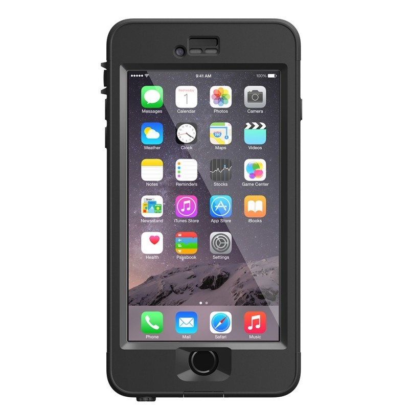 Lifeproof Nüüd case iPhone 6S Plus zwart