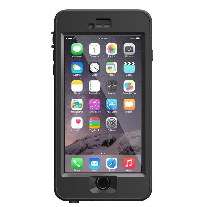 Lifeproof Nüüd case iPhone 6 Plus zwart