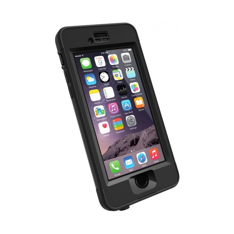 Lifeproof Nüüd iPhone 7 zwart