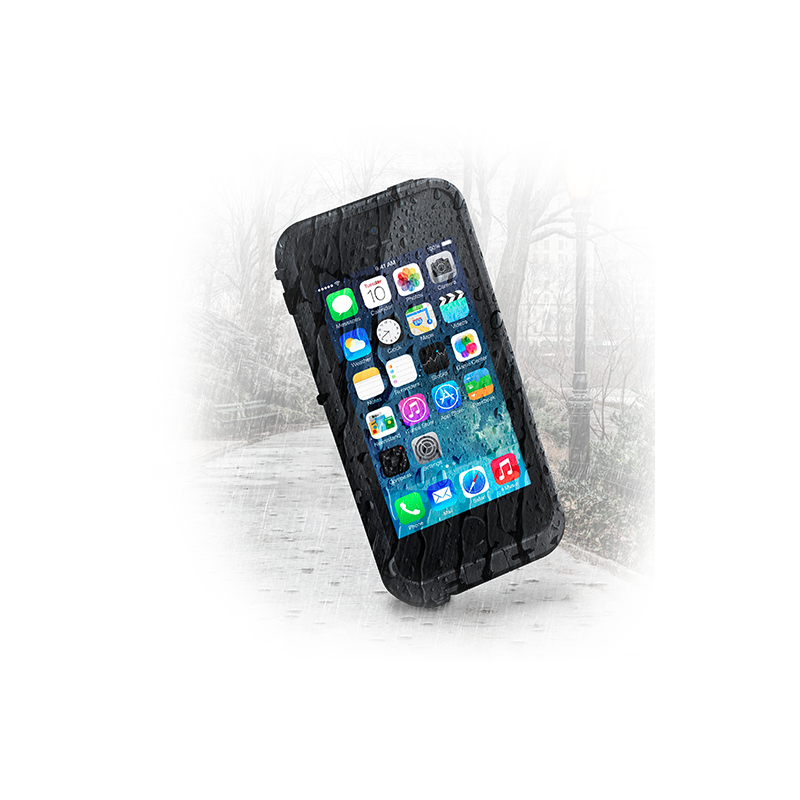 Lifeproof Fre case iPhone 5(S) zwart