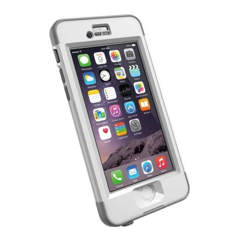 Lifeproof Nuud iPhone 6S Avalanche