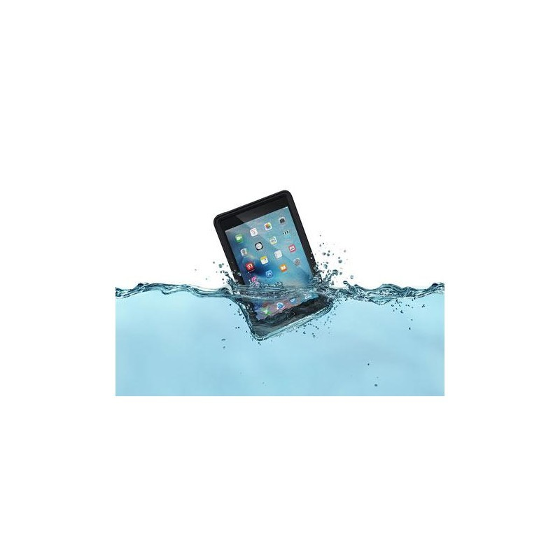 LifeProof Nüüd iPad mini 4 zwart