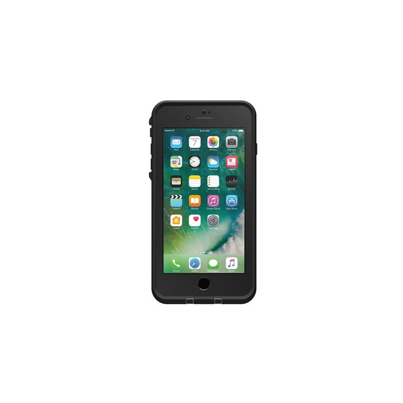 Lifeproof Fre iPhone 7 Plus Asphalt zwart
