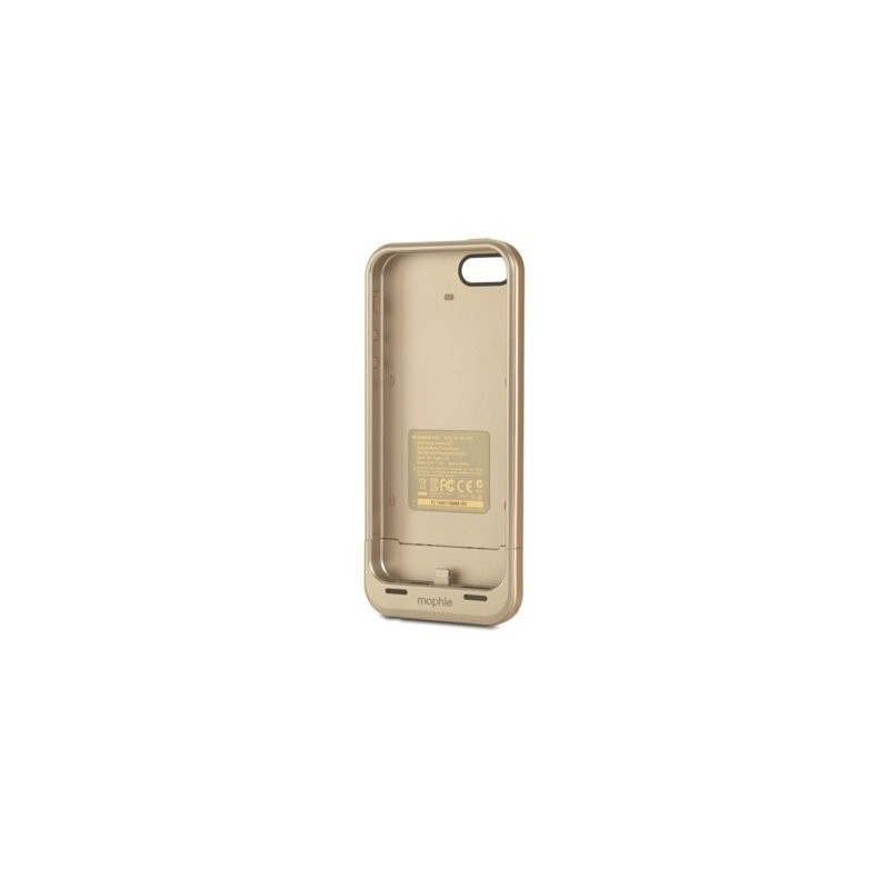Mophie Juice Pack Air iPhone 5(S)/SE goud (gold / champagne)