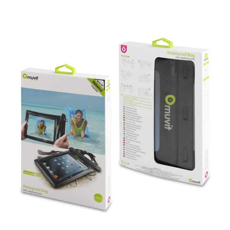 Muvit Waterproof iPad (Mini) case