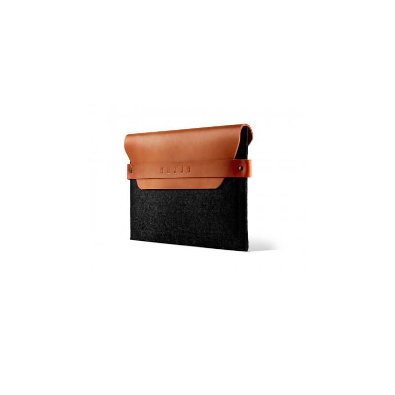 Mujjo Envelope sleeve iPad Mini bruin