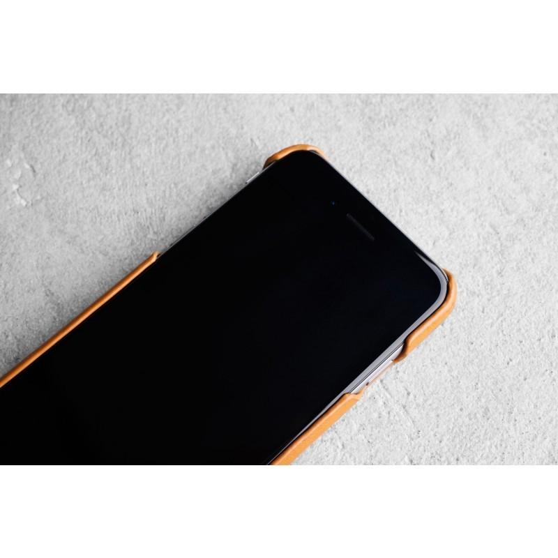 Mujjo Leather Case 80 iPhone 6(S) Plus Tan