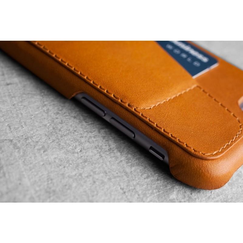 Mujjo Leather Case iPhone 6(S) Tan