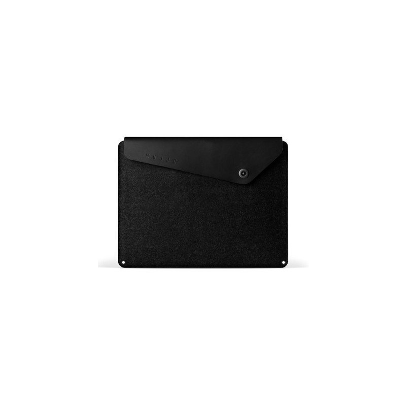 "Mujjo Sleeve MacBook Air/Pro Retina 13"" zwart"