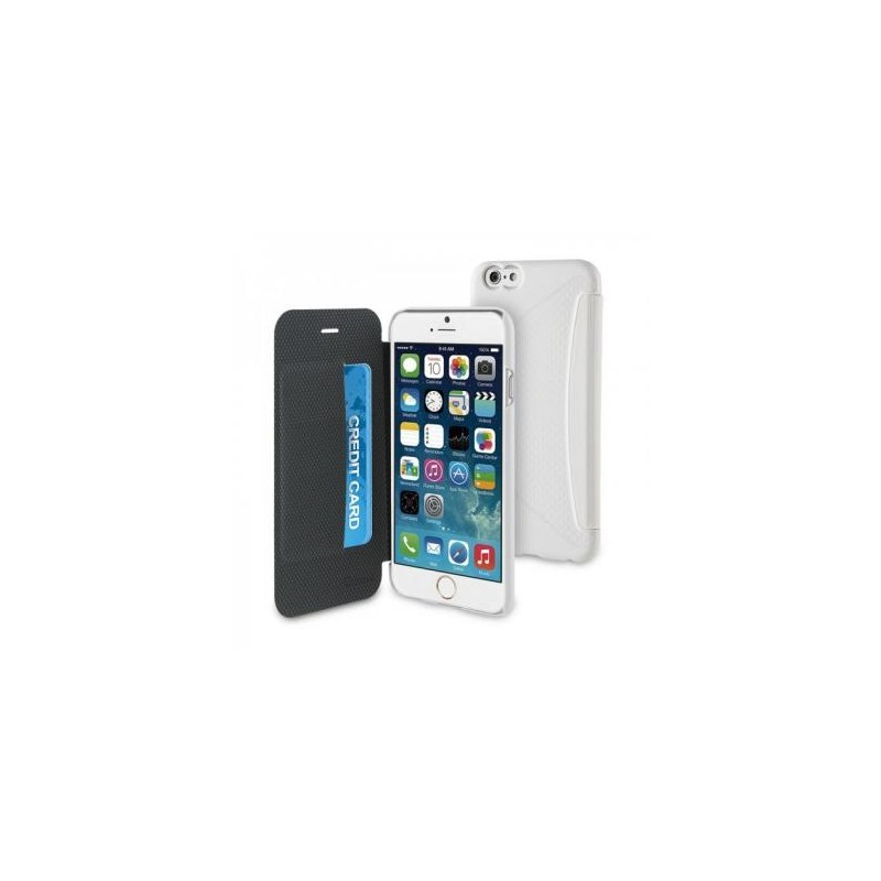 Muvit Easy Folio Card case iPhone 6(S) Plus wit