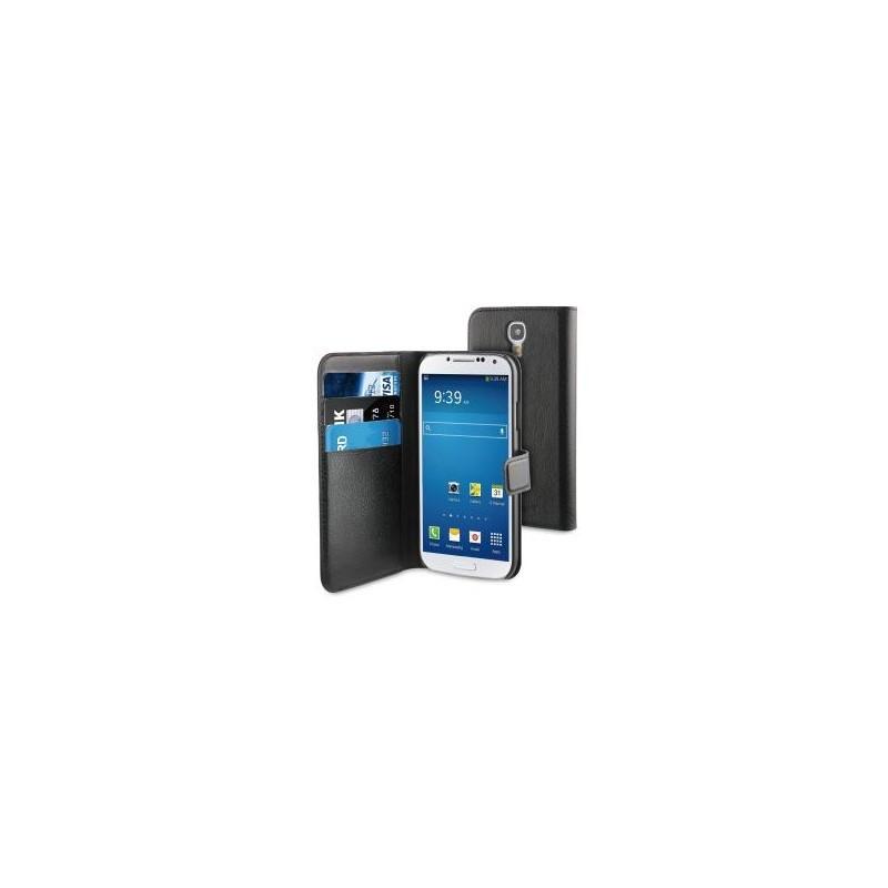 Muvit Wallet Case Galaxy S4 zwart