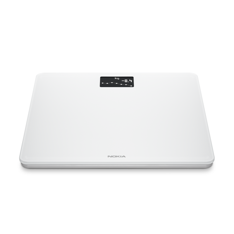 Nokia (Withings) weegschaal - BODY WS-45 wit